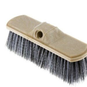 "Atlas Graham 10"" Synthetic Horse Hair Vehicle Brush."