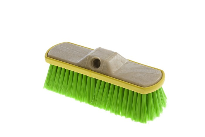 "10"" Poly-x Rectangular Window/Auto Brush"
