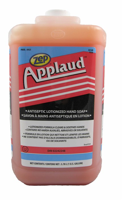 Zep Applaud Anti Bacterial Lotion Soap