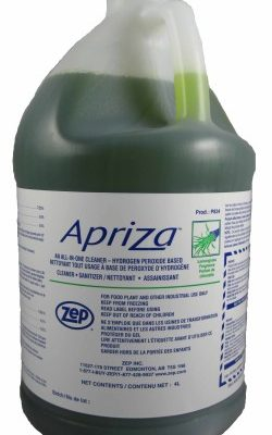 Zep Apriza Cleaner and Degreaser