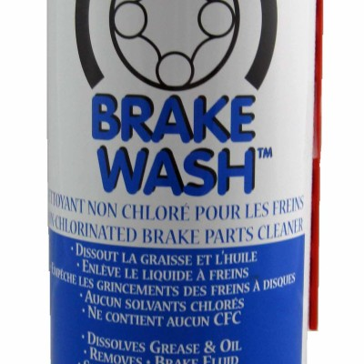 Zep Brake Wash and Degreaser