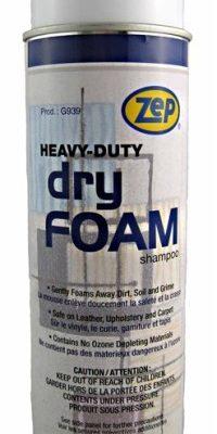 Zep Heavy Duty Dry Foam Shampoo