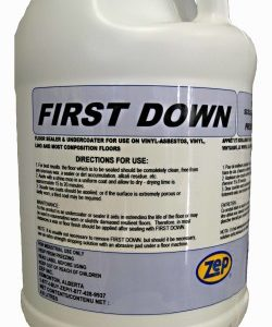 Zep First Down Floor Sealer