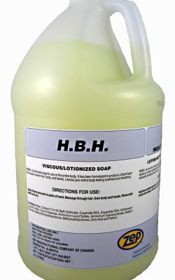 Zep H.B.H Hand Body Head Soap