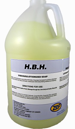 H B H Soap Stop