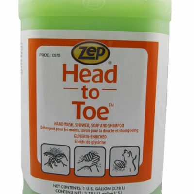 Zep Head To Toe A liquid soap for head-to-toe use
