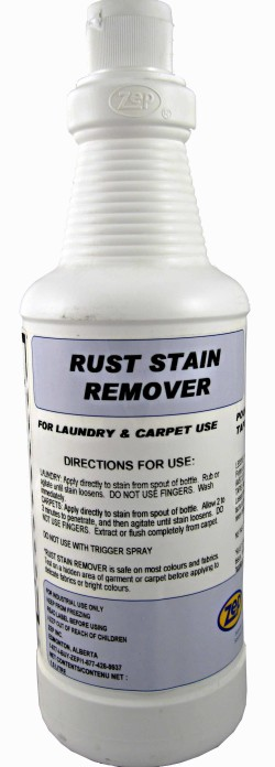 Zep Rust Stain Remover