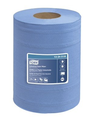 Tork Industrial Paper Wiper - 4Ply