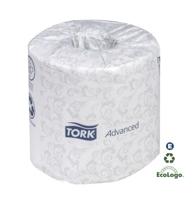 Tork Advanced Bath Tissue Roll 2Ply