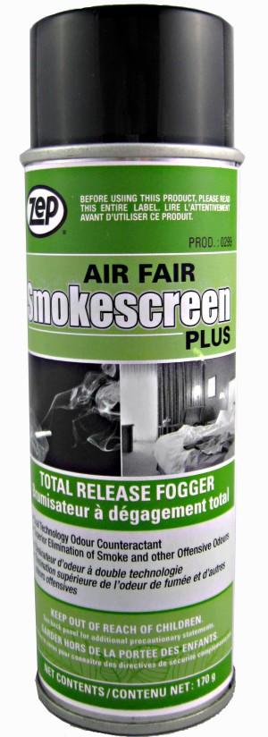 Air Fair Smoke Screen Fogger Soap Stop