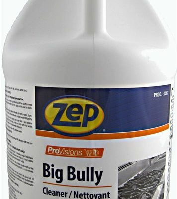 Zep Big Bully Griddle and Fryer Cleaner
