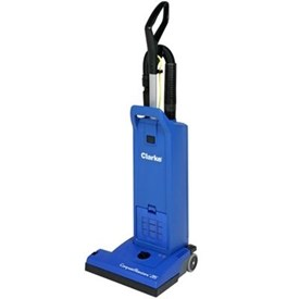 Clarke Master 200 Series Upright Vacuum