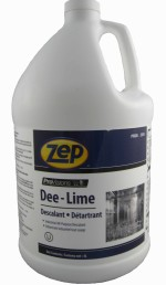 Dee lime soap stop for Sanivac concentrate bathroom cleaner and lime remover