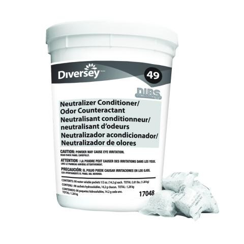 Diversey D.I.B.S Neutralizer and Floor Conditioner.