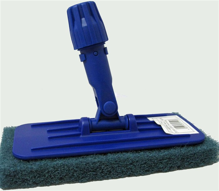 Coarse Sweep Push Broom Soap Stop