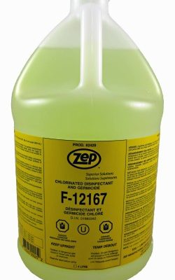 Zep F12167 Industrial Strength Chlorine/Bleach.