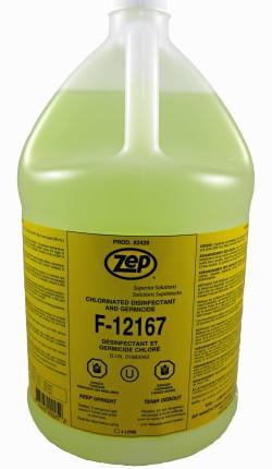 Zep F12167 Industrial Strength Chlorine/Bleach.