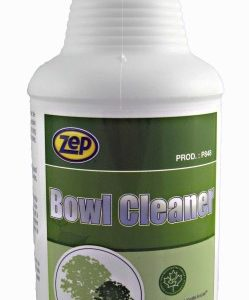 Zep Green Link Bowl Cleaner environmentally friendly bowl cleaner.