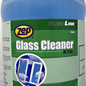 Zep Green Link Glass Cleaner R.T.U