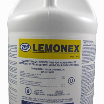 Zep Lemonex Cleaner