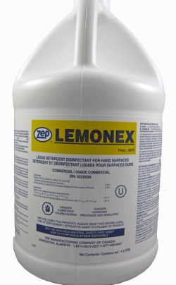 Zep Lemonex Cleaner