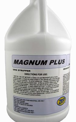 Zep Magnum Plus UHS Floor Stripper.