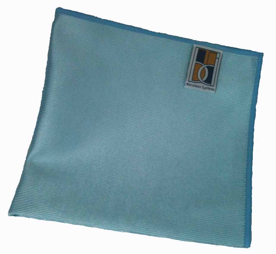 MicroClean Microfiber glass cleaning clothe 16in X 16in