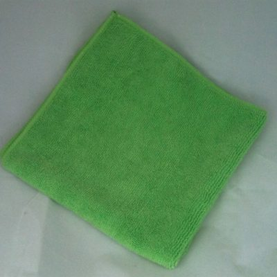 "Microfiber General Cleaning Cloth - 16x16"" - Green"