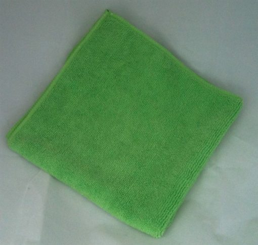 """Microfiber General Cleaning Cloth - 16x16"""" - Green"""