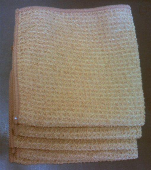 "Microfiber Mini Waffle Cloth - 12x12"""