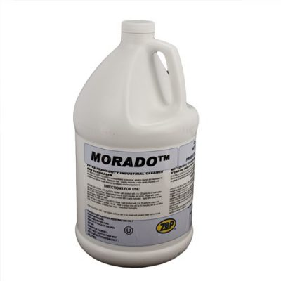 Zep Moradao water based Heavy duty cleaner and degreaser.