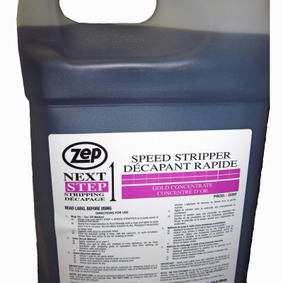 Zep Next Step 1 Speed Stripper Gold