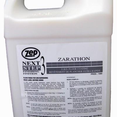 Zep Next Step 3 Zarathon Floor Coating.