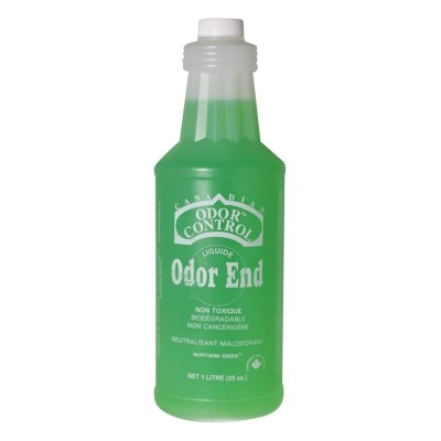 Odor End odor neutralizer.