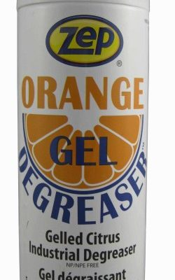 Zep Orange Gel Degreaser