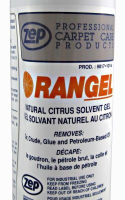 Zep Orangel Orange oil gel degreaser.