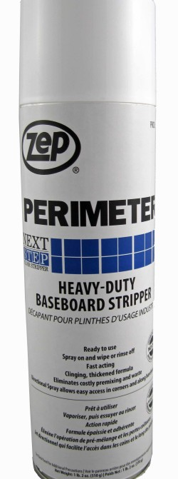 Zep Perimeter Baseboard Stripper.