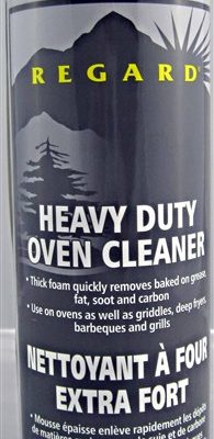 Regard Heavy Duty Oven Cleaner