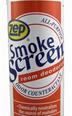 Zep Smoke Screen Odor Eliminator.