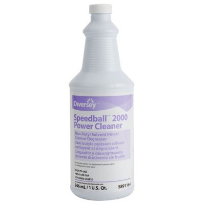 Speedball 2000 All Purpose Cleaner.