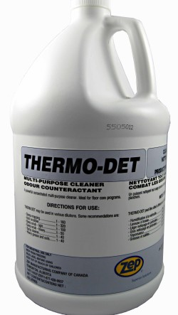 Thermo Det Soap Stop