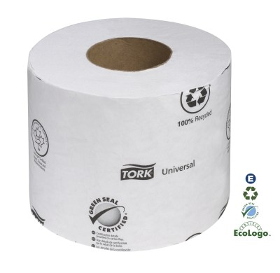 Tork Universal Bath Tissue Roll 2Ply -TM1604