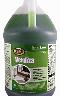 Zep Verdiza environmentally friendly general cleaner.