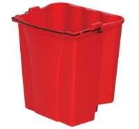 Dirty Water Bucket to be used in Rubbermaid Wavebreak buckets.