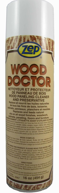 Wood Doctor Soap Stop
