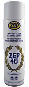 Zep 40 Glass Cleaner