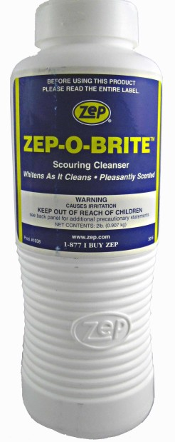 Zep-O-Brite Scouring Cleaner
